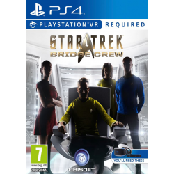 STAR TREK: BRIDGE CREW VR...