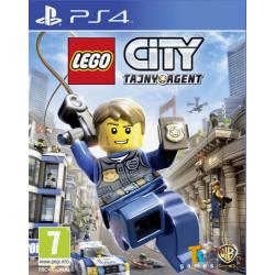 LEGO CITY TAJNY AGENT (PS4)