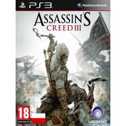 ASSASSINS CREED III PL (PS3)
