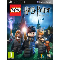 LEGO HARRY POTTER: LATA 1-4...