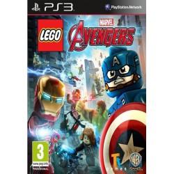 LEGO AVENGERS (PS3)