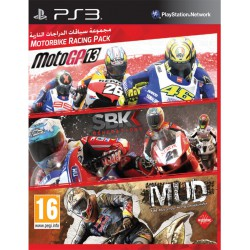 MOTORBIKE RACING PACK (PS3)