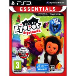 EYEPET & PRZYJACIELE (PS3)