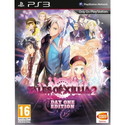 TALES OF XILLIA 2 (PS3) D1