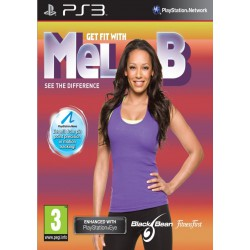 GET FIT WITH MEL B +...