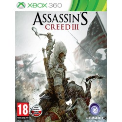 ASSASSINS CREED III PL (X360)
