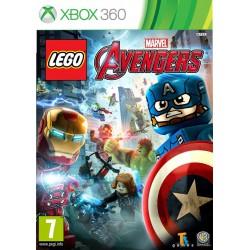 LEGO AVENGERS (X360)