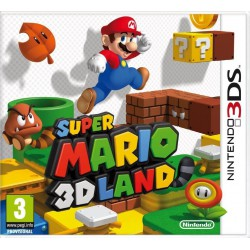 Super Mario 3D Land Nintendo 3DS