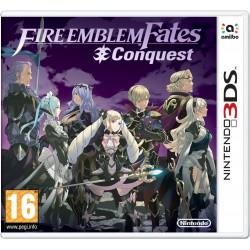 Fire Emblem Fates Conquest 3DS