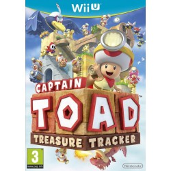 CAPTAIN TOAD TREASURE...