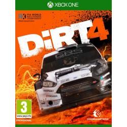 Dirt4 XONE
