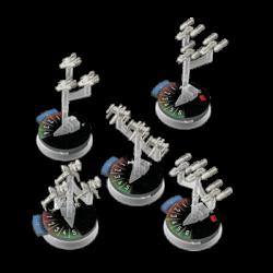 STAR WARS eskadry myśliwców rebelii ZESTAW DODATKOWY