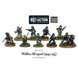 BOLT ACTION WAFFEN-SS SQUAD
