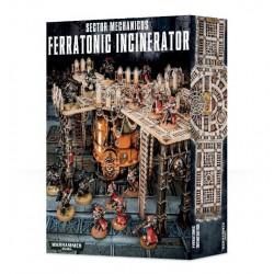 Ferratonic Incinerator