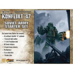 KONFLIKT '47 SOVIET ZESTAW STARTOWY