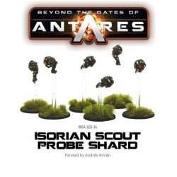 ISORIAN SCOUT PROBE SHARD /GATES OF ANTARES
