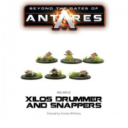 XILOS SNAPPERS AND DRUMMER /GATES OF ANTARES