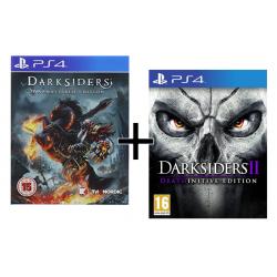 DARKSIDERS I +II (PS4)
