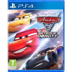 AUTA 3 DRIVEN TO WIN / WYSOKIE OBROTY (PS4)