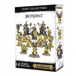 Age of Sigmar/START COLLECTING! IRONJAWZ