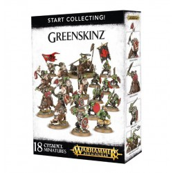 Age of Sigmar/START COLLECTING! GREENSKINZ