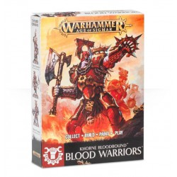 EASY TO BUILD: BLOOD WARRIORS/AGE OF SIGMAR