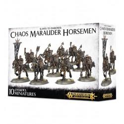 CHAOS MARAUDER HORSEMEN/AGE OF SIGMAR