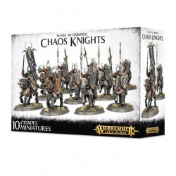 CHAOS KNIGHTS/AGE OF SIGMAR