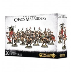 CHAOS MARAUDERS/AGE OF SIGMAR