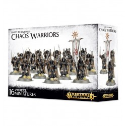 CHAOS WARRIORS REGIMENT/AGE OF SIGMAR