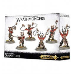 KHORNE BLOODBOUND WRATHMONGERS/AGE OF SIGMAR