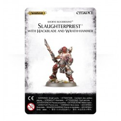 SLAUGHTERPRIEST WITH HACKBLADE/AGE OF SIGMAR