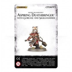 ASPIRING DEATHBRINGER WITH GOREAXE/AGE OF SIGMAR