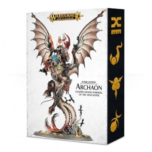 EVERCHOSEN ARCHAON EXALTED GRAND MARSHAL/AGE OF SIGMAR