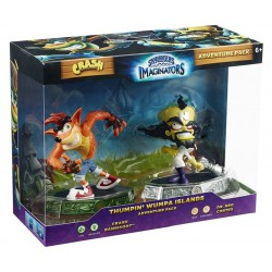 SKYLANDERS IMAGINATORS CRASH ADVENTURE PACK