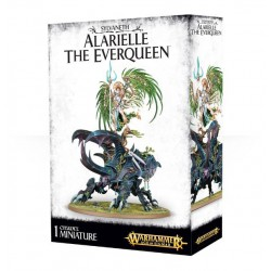 SYLVANETH ALARIELLE THE EVERQUEEN/AGE OF SIGMAR