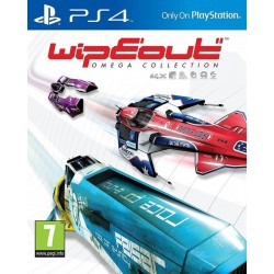 Wipeout Omega Collection (PS 4)