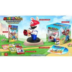 MARIO+RABBIDS KINGDOM BATTLE COLLECTOR'S EDITION (SWITCH)
