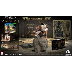 ASSASSINS CREED ORIGINS DELUXE EDITION (PS4)
