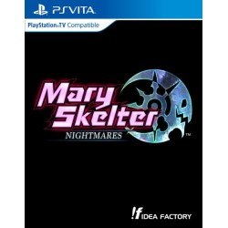 MARY SKELTER: NIGHTMARES (PSV)