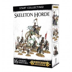 START COLLECTING! SKELTON HORDE