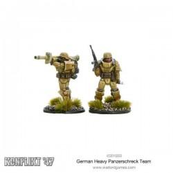 GERMAN HEAVY PANZERSCHRECK TEAM KONFLIKT' 45
