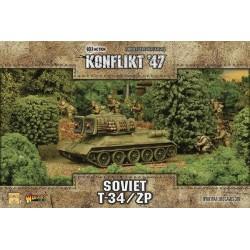 SOVIET T34/ZP KONFLIKT'47