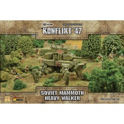SOVIET MAMMOTH WALKER KONFLIKT'47