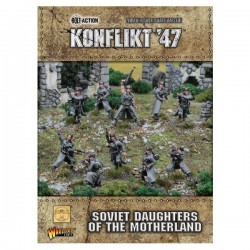 DAUGHTERS OF THE MOTHERLAND KONFLIKT'47