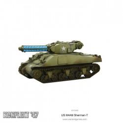 M4A9-T SHERMAN WITH TESLA COMMON KONFLIKT'47