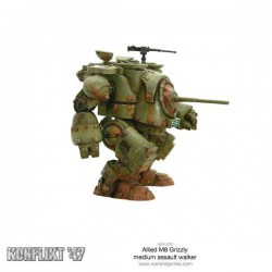 ALLIED GRIZZLY MEDIUM WALKER KONFLIKT'47
