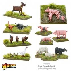 BOLT ACTION SMALL FARM ANIMALS