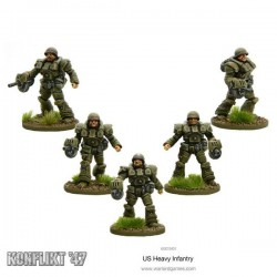US HEAVY INFANTRY KONFLIKT'47