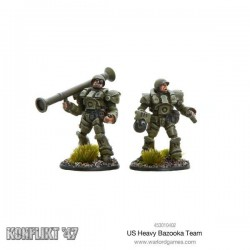 US HEAVY BAZOOKA TEAM KONFLIKT'47